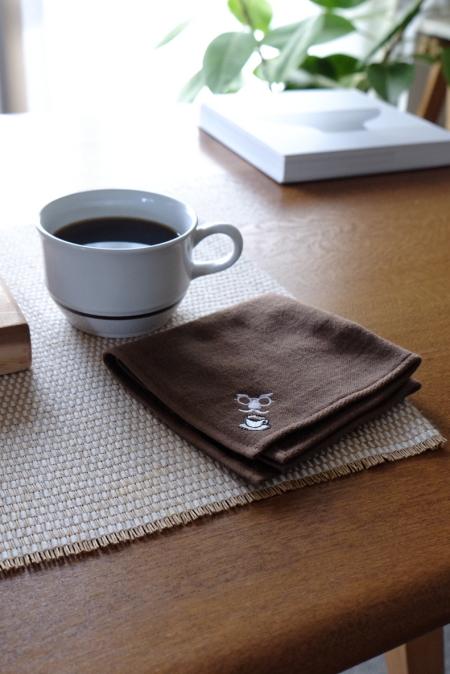 マエムキコーヒータオル | maemuki towel
